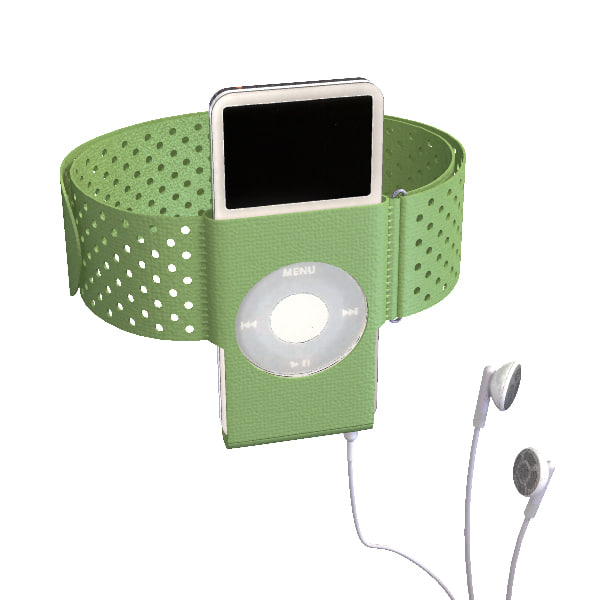 3d apple ipod nano model