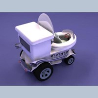 Potty Car 2006