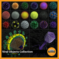 3ds viral objects virus