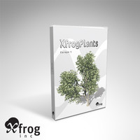XfrogPlants Europe 1 Library