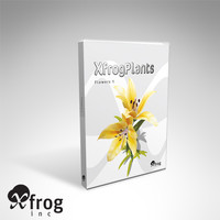 3ds max flowers 1 dvd mixed