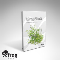 XfrogPlants Groundcover Library