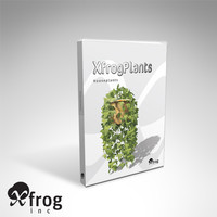 houseplants dvd plant 3d model