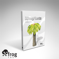 3ds max prehistoric trees plants dvd