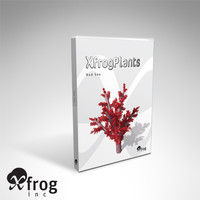 XfrogPlants Red Sea Library