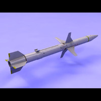 AGM-88 HARM Anti Radar Missile