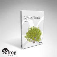 XfrogPlants Shrubs Library