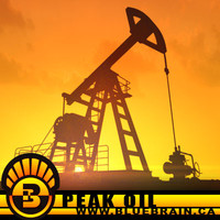 oil peak pump 3d model