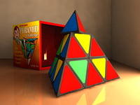 pyramid room.c4d