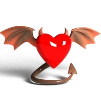 evil heart max