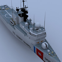 3d coast guard wmec protection