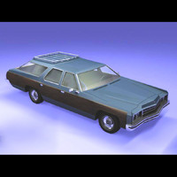 1973 Caprice Wagon