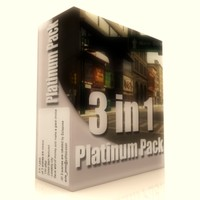 city scenes pack platinum max