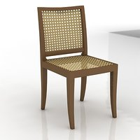 chair highy hotels 3d model