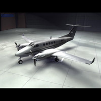 maya kingair 200 air