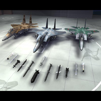 F 15C Strike Eagle Collection