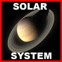 Planets - Solar System Pack