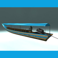 max thai rocket boat