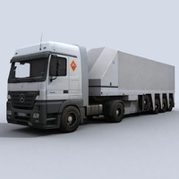 Float Glass Truck 1