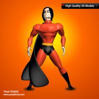 Hero Character
