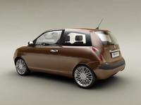3ds max car 2003