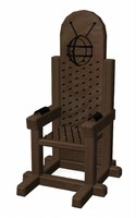 tortural chair.3ds