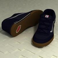 3d shoes materials