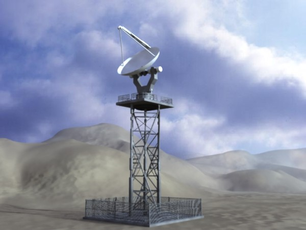 telecommunication towers communication dish antenna 3d model - Telecommunication Towers... by Infinite3dfx