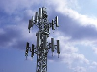 3ds telecommunication cell tower