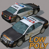Police Car03 - Highway Patrol
