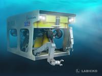3D ROV Sub Atlantic