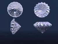 3d diamant