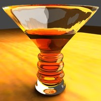 martini glass max