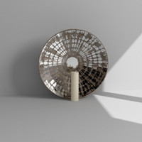 3d decorative mirror