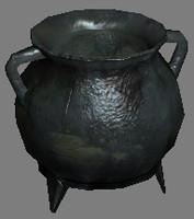 cauldron 3d 3ds