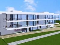 3d max multipurpose building