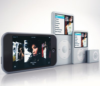 max apple ipod 3g set