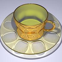 3d teacup tea cup