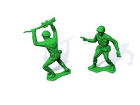 Original Army Men Series B