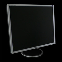 low-poly monitor samsung 940sf 3d model
