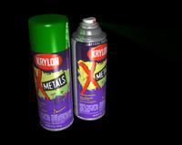 lightwave spray paint