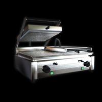 3d panini grill model