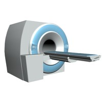 MRI Medical Imaging Machine. Magnetic Resonance Imaging