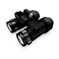 avs-9 night vision 3d model