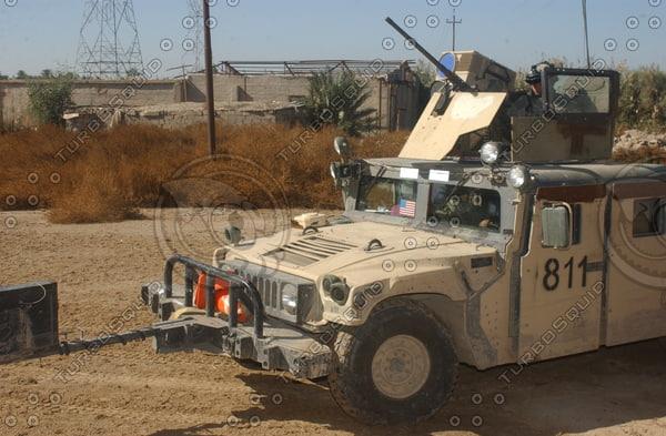 3d Lras M1114