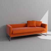 sofa 3d x
