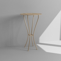 3d bistro table
