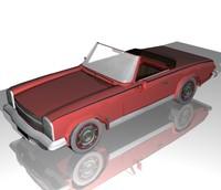 3ds cabrio car sport