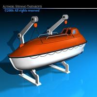 maya life boat support