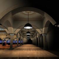 3d grand museum